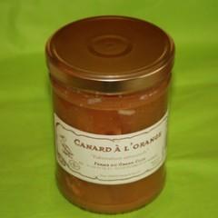 CANARD A L'ORANGE 400 grs