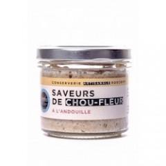 SAVEUR CHOUX FLEUR À L'ANDOUILLE