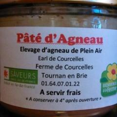 PÂTÉ D'AGNEAU