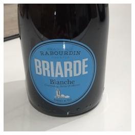 BIÈRE BRIARDE BLANCHE 75 CL