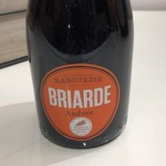BIÈRE BRIARDE AMBRÉE 33 CL