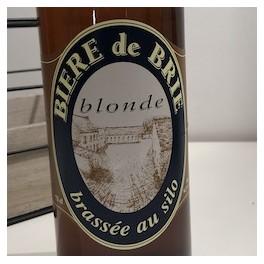 BIÈRE BLONDE BRASSEE AU SILO 75 CL