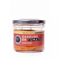 SAVEUR DE TOMATES CONFITES