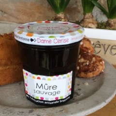 CONFITURE MURE SAUVAGE