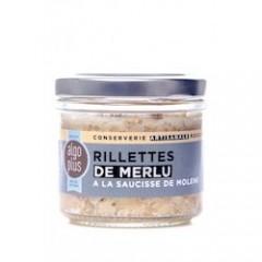 RILLETTE DE MERLU SAUCISSE DE MOLÈNE