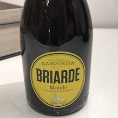 BIÈRE BRIARDE BLONDE 33CL
