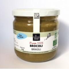 PURÉE BIO DE BROCOLIS
