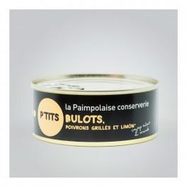 TAPAS P'TITS BULOT POIVRONS CITRON