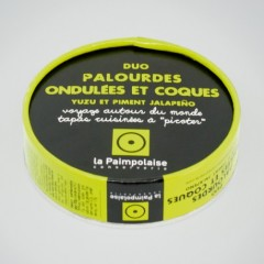 TAPAS DUO PALOURDES COQUES YUZU