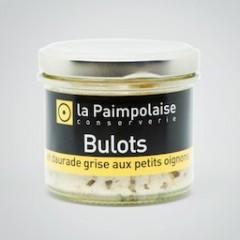 BULOTS DAURADES AUX PETITS OIGNONS