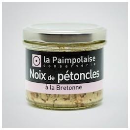 RILLETTES DE NOIX DE PÉTONCLES