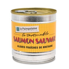 TAPENADE SAUMON SAUVAGE