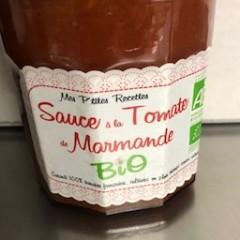 SAUCE TOMATE MARMANDE BIO
