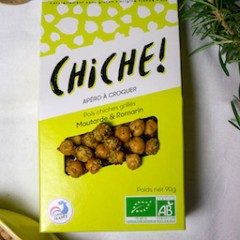 CHICHES MOUTARDE ER ROMARIN