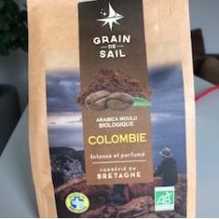 CAFÉ COLOMBIE GRAIN