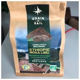 CAFÉ ETHIOPIE MOKA MOULU