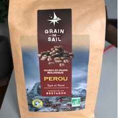 CAFÉ PÉROU GRAINS