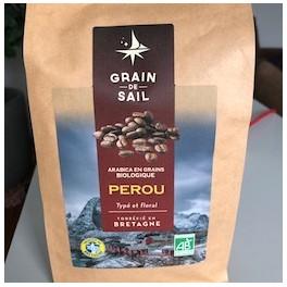 CAFÉ PÉROU GRAINS