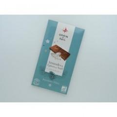 CHOCOLAT LAIT AMANDE EPICES