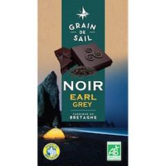 CHOCOLAT NOIR THÉ EARL GREY