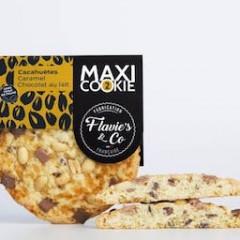 COOKIE CACAHUETE CARAMEL CHOCOLAT