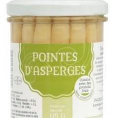 POINTES D'ASPERGES