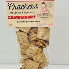 CRACKERS CAMEMEBERT