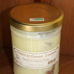 GESIERS DE CANARD CONFITS 200 GR