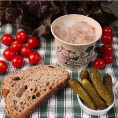 RILLETTE DE PORC EN POT